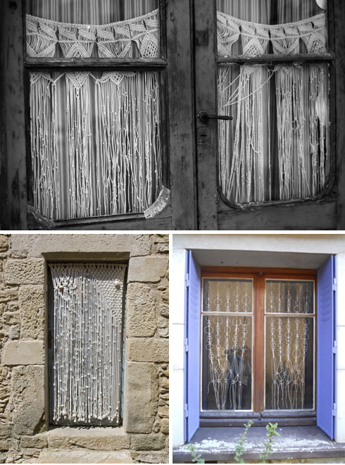 Macrame Windows
